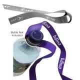 Персонализированный промотированием Nylon талреп держателя бутылки