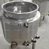 El tanque de mezcla de emulsión sanitario de la alta calidad para el champú
