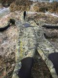 Мокрая одежда Freediving Spearfishing клетки типа Camo неопрена Heiwa Sheico Yamamoto высокого качества открытая с прилипателем., 07