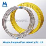 Tubo flessibile del metallo di Csst del gas dell'acciaio inossidabile della Cina