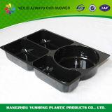 سوداء بلاستيكيّة مستهلكة [فست فوود] صينيّة