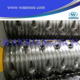 China Tubo de HDPE / plástico casero / unidad de disco duro / Shredder de tubería de plástico