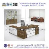 Mesa de escritório MFC em madeira de madeira da China (D1616 #)