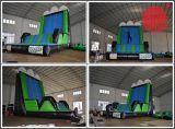 Grande gioco rampicante interattivo esterno di sport della parete (T7-306)