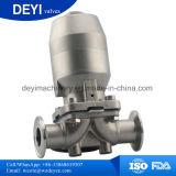 Het roestvrij staal sloot de Pneumatische Klep van het Diafragma (dy-V096)