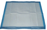 Feuille de dessous remplaçable d'incontinence de garniture
