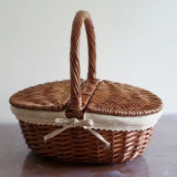Handmade Wicker корзина хранения с Eco-Friendly (BC-ST1206)