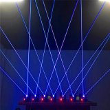 Animação Laser Light DMX Stage Lighting Cartoon Laser Light