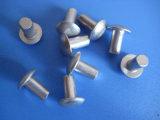 Remaches sólidos del aluminio