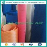 Tela de la desulfurización del filtro del poliester