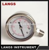 045 Magnehelic todo el calibrador de presión del acero inoxidable