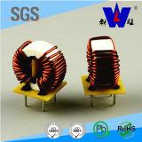 Tcc1816, Tcc2225 Series Toroidal Choke Wire Wound Inductor com RoHS