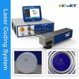 レーザーデジタルの日付のマーキング機械ファイバーのレーザ・プリンタ(欧州共同体レーザー)