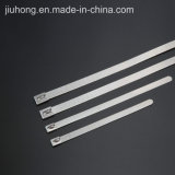 Edelstahl-Platten-Verschluss-Kabel-Management