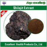 Extracto natural del 100% Shilajit con el certificado de la ISO