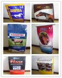 馬Feed Bags/PP Bags/PP Woven BagsかAnimal Feed Bags/PP Sacks