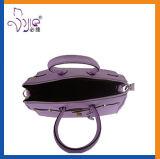 Оптовая сумка женщины способа мешка PU пурпура при ревизованное Loreal