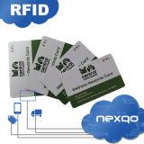 Cadeau en plastique Smart Card de PVC de numéro d'Embosssing de vente en gros de prix usine