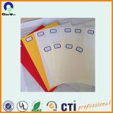 Résistant aux UV PVC Film plastique pour Abat Cover