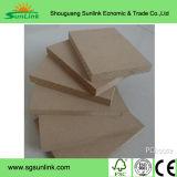 Обыкновенный толком MDF (firbreboard Средств-плотности) для мебели