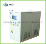 Enfriamiento solamente del refrigerador de agua refrigerado por agua industrial