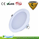 Diodo emissor de luz de prata branco Downlight da lâmpada 15W do teto de Shouing do escudo de Dimmable