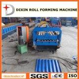 Feuille onduleuse de fer de feuille de toiture de l'aluminium 750 rendant faite à la machine en Chine