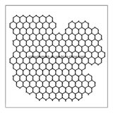 Het gegalvaniseerde Hexagonale Opleveren van de Draad met Concurrerende Prijs