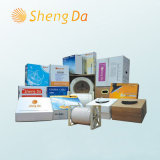 Câble coaxial RG6 RF CATV Communication Quad Shield