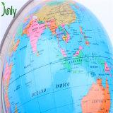 スペインの地球の地理学の教育用具の小型世界の地球の学校の世界の地球の事務用品、学校