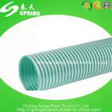 Шланг всасывания PVC усиленный пластмассой спиральн сверхмощный для полива