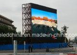Pantalla video impermeable P16 P10 P8 SMD de la visualización de LED al aire libre