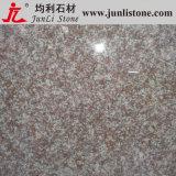Pêche Red G687 Granite Tile pour Flooring et Stair (JL-1010)
