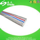 Boyau renforcé par plastique de débit industriel de pipe de fil d'acier de PVC