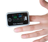 CE&FDA Approved Finger Pulse Oximeter SpO2 Sensor (CMS 50DL)