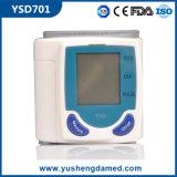 신제품 의료 기기 자동적인 미터 손목 혈압 모니터