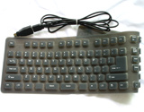 Het flexibele Toetsenbord van het Silicone (ht-SK02)