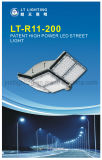 200W Patented High Efficiency LED Street Lamp
