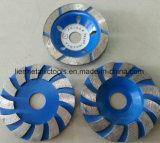 Инструменты колеса чашки диаманта меля для молоть гранита