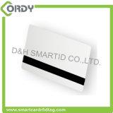 Kaart van de Druk van de Streep RFID van de bevordering de Witte/Lege Magnetische