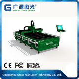 Fábrica del fabricante de la máquina del laser en Guangzhou Gy-1530fd