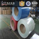 Знанная Prepainted сталь цинка алюминиевая свертывает спиралью поставщиков