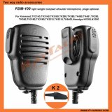 Speaker a distanza Microphone Replacement per Kenwood Tk3207/Tk3160/Tk265/Tk270/Tk365/Tk380