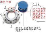 Teflonband-Fiberglas-Klebstreifen der Qualitäts-PTFE