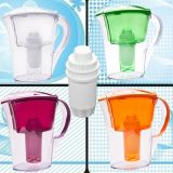 Water bevente Filter Pitcher Jug con Hollow Fiber Filter
