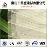 Agricuture 온실과 Breeding 헛간을%s 중국 3배 벽 폴리탄산염 구렁 장 PC Shee
