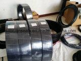 Selos do óleo giratórios de borracha hidráulicos do eixo R35 R37