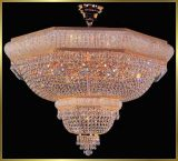 Hängendes Kristalllicht (AL1333)