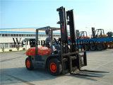 Bescheinigungs-Dieselmotor-Gabelstapler des Cer-7ton