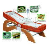 Térmica Cama del masaje del jade